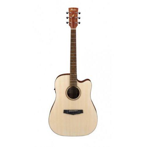 pf10ce-opn open pore natural gitara elektroakustyczna marki Ibanez