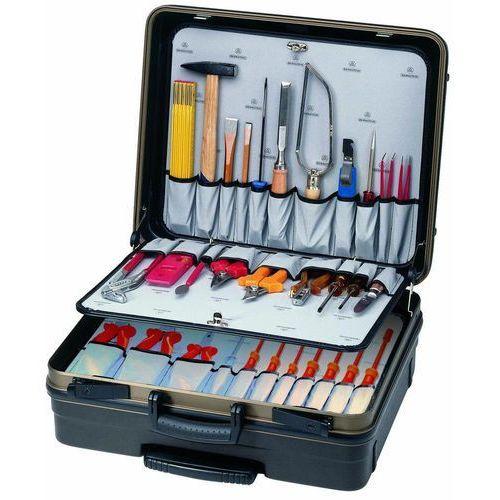 Bernstein Walizka narzędziowa  7300, 32 narzędzia, (dxsxw) 500 x 400 x 200 mm (4250838500616)