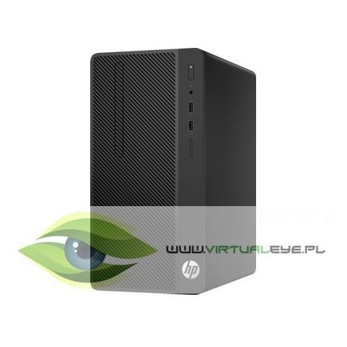 Hp inc. 290mt g1 i3-7100 500/4g/dvd/w10p 1qm93ea