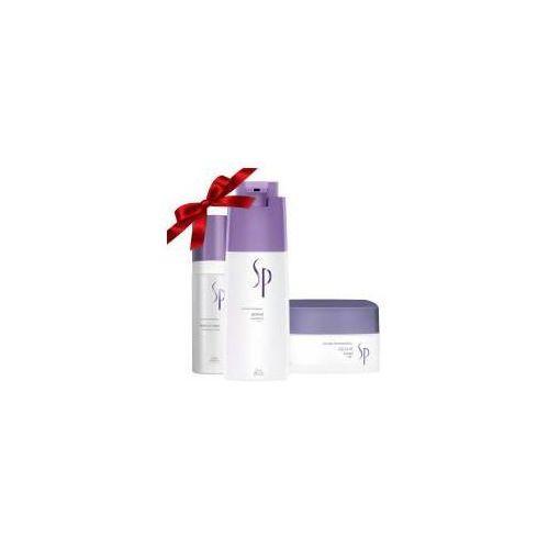 Prezent: profesjonalne kosmetyki regenerujące włosy, Wella SP