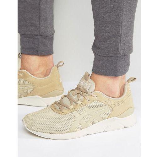 Asics gel-lyte runner trainers in beige h7d0n 0505 - beige