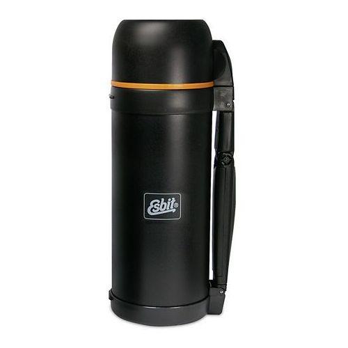 Esbit Isolierflasche Bidon XL 1500ml czarny Termosy, kolor czarny
