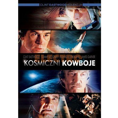 Clint eastwood Kosmiczni kowboje (dvd) - darmowa dostawa kiosk ruchu