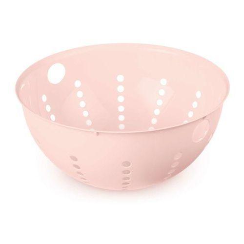 """Durszlak plastikowy """"Palsby"""" L marki Koziol, cedzak plastikowy, durszlak kuchenny, sitko kuchenne, misa kuchenna, cedzaki (4002942439630)"""