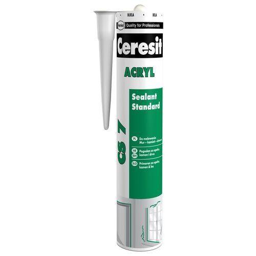 cs7 uszczelniacz akryl biały 280ml marki Ceresit