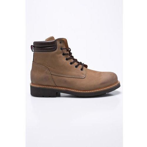 - buty wysokie marki Tommy hilfiger