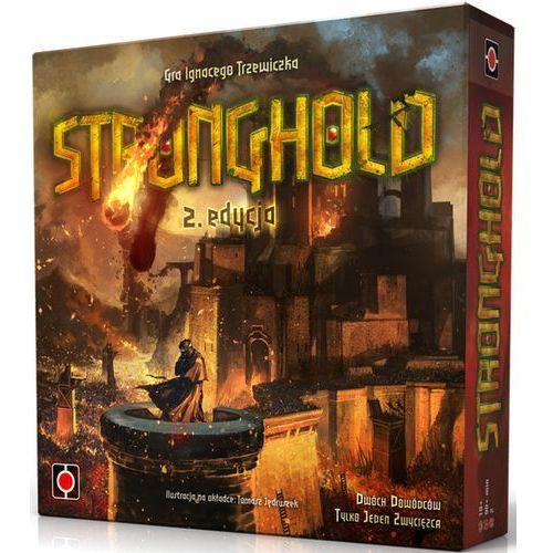 Stronghold, 2 edycja, gra planszowa marki Portal