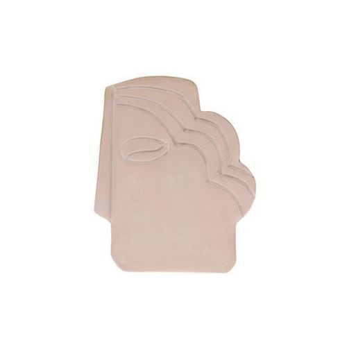 HK Living Ozdoba ścienna maska taupe rozmiar S AWD8884, AWD8884