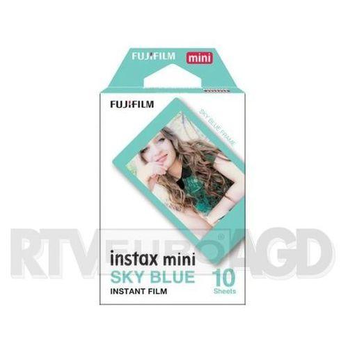 Fujifilm  instax mini niebieska ramka 10 szt. - produkt w magazynie - szybka wysyłka! (4547410341317)