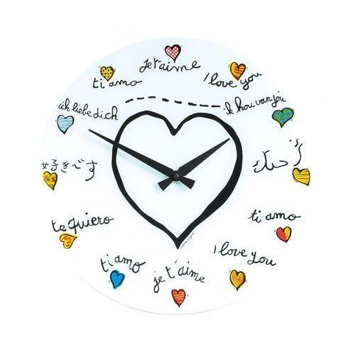Zegar ścienny loving you marki Nextime