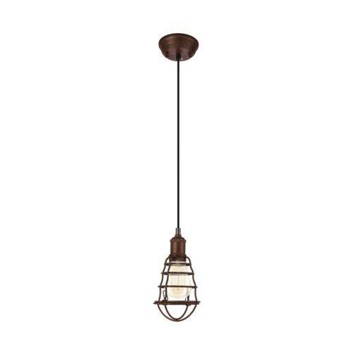 Eglo vintage Port seton 49809 lampa wisząca vintage eglo (9002759498092)