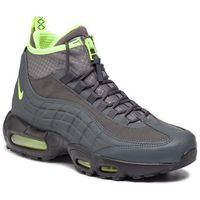Buty - air max 95 sneakerboot 806809 003 anthracite/volt/dark grey, Nike, 42-45