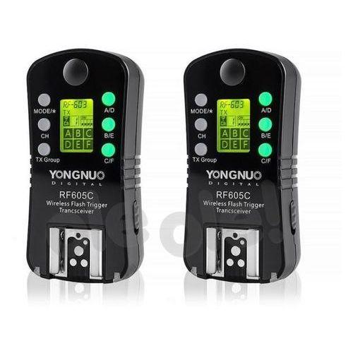 Yongnuo rf-605c - produkt w magazynie - szybka wysyłka! (6947110919140)