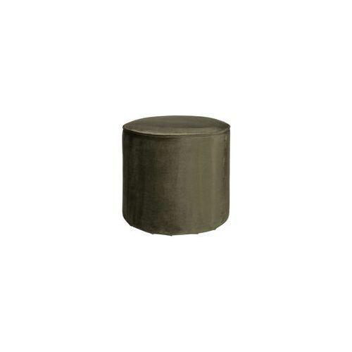 Woood wysoka pufa sara ciepły zielony - woood 350409-156