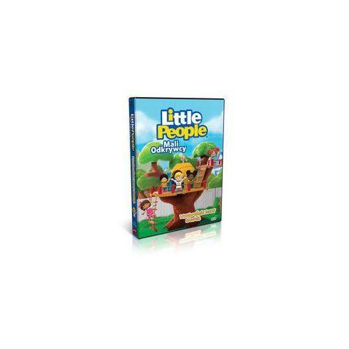Little People. Mali Odkrywcy DVD, 87432103317DV (7833170)