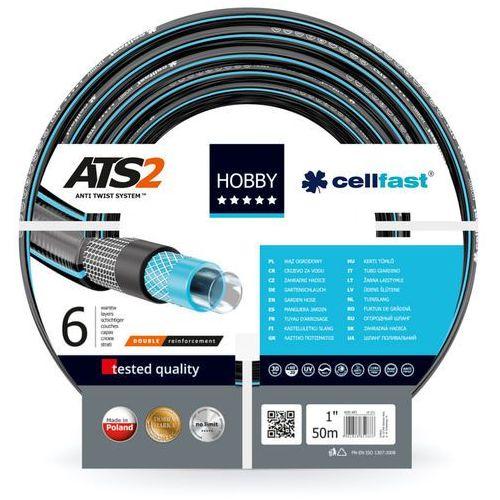 Wąż ogrodowy Cellfast ATS 6 w 50m (16-231)