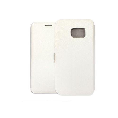 Samsung Galaxy S7 - etui na telefon Wallet Book - biały, ETSM295WLBKWHT000