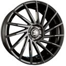Ultra wheels ua9-storm black einteilig 8.00 x 18 et 30