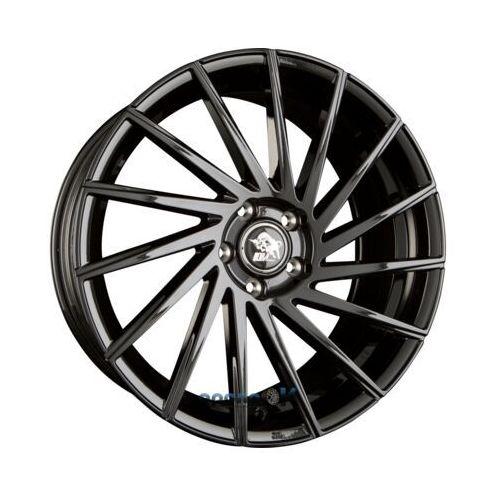 Ultra Wheels UA9-STORM Black Einteilig 8.50 x 19 ET 45