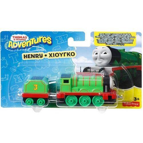 Tomek i Przyjaciele Duża lokomotywa, Henio