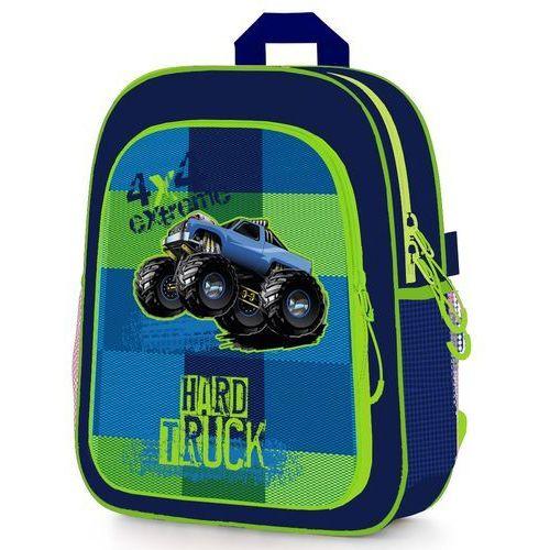 Karton p+p plecak dziecięcy do przedszkola truck