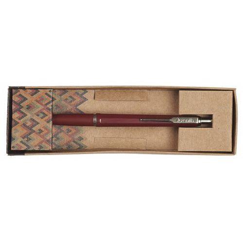 Długopis Zenith 7 Retro w etui bordowy ZENITH (5907643322184)