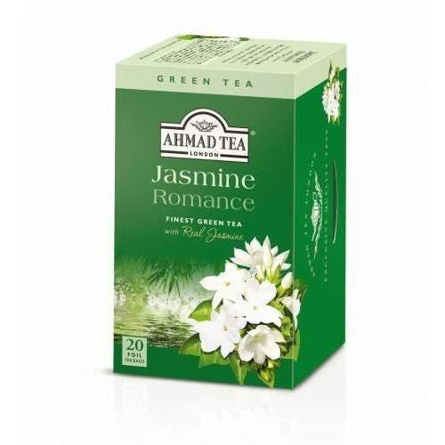 Herbata  green tea jaśminowa 20szt. (alu) wyprodukowany przez Ahmad