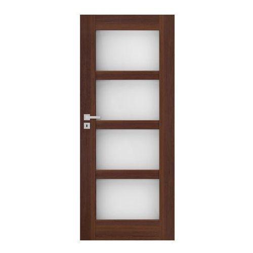 Drzwi pokojowe Connemara 90 prawe orzech north