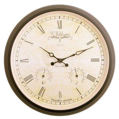 - zegar ścienny altje weather station marki Nextime