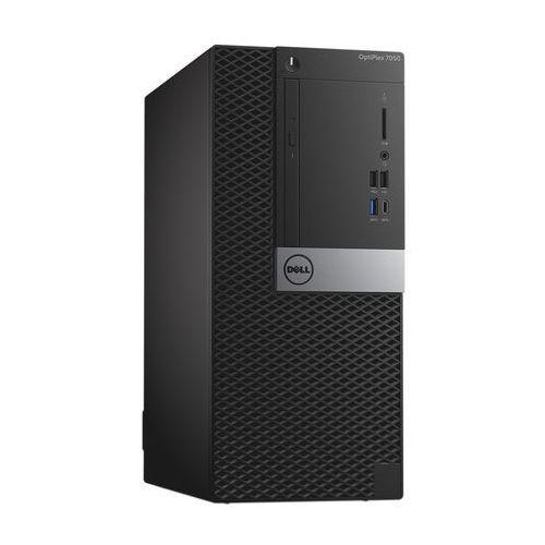 Dell Optiplex 7050 mt i5-7500 8gb 256gb_ssd dvd-rw w10pro vpro 3ynbd n031o7050mt02 - odbiór w 2000 punktach - salony, paczkomaty, stacje orlen (5901165772199)