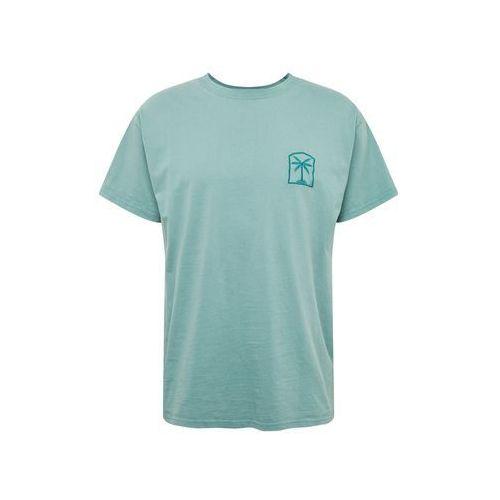 NEW LOOK Koszulka 'RPMJJ 23.11.18 TBC EMB WASHED TEE' turkusowy, w 6 rozmiarach