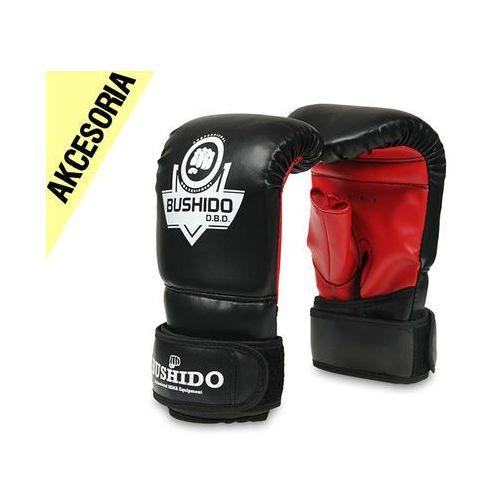 Przyrządowe rękawice treningowe na worek Bushido