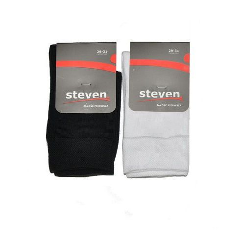 Skarpety Steven art.001 29-31, czarny/nero. Steven, 29-31, 32-34, 38-40, 35-37, DS2001F