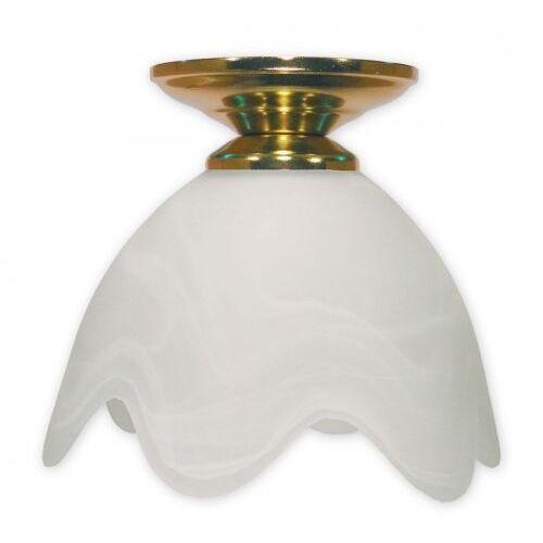 Lemir Podsufitka złota lampa sufitowa 1-punktowa 001/w1 k_3 (5907176570427)