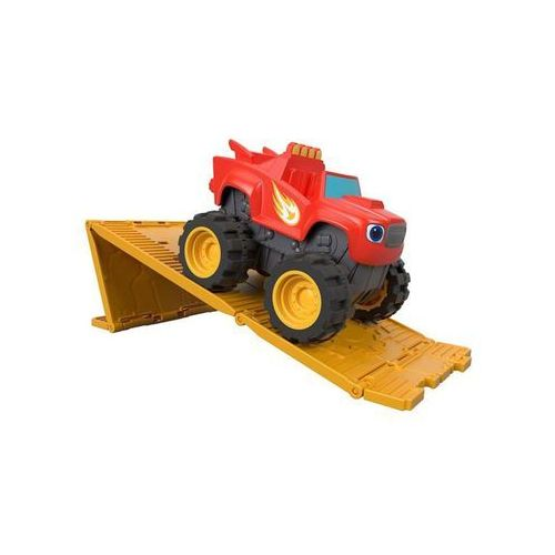 Fisher price blaze and the monster wheels motorize