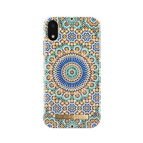 Ideal fashion case iphone xr (moroccan zellige) (7340168703942)