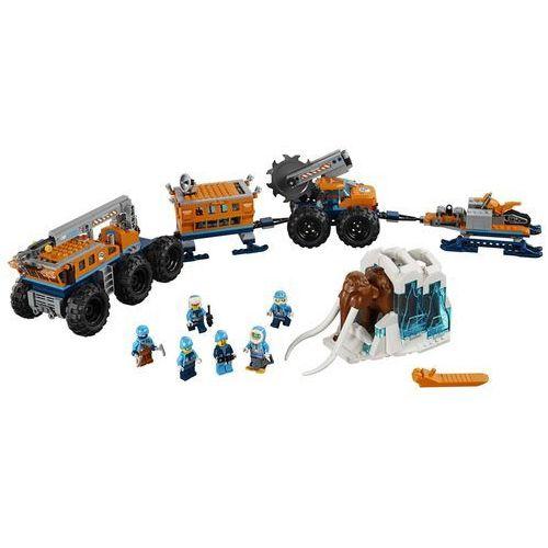 60195 ARKTYCZNA BAZA MOBILNA (Arctic Mobile Exploration Base) KLOCKI LEGO CITY