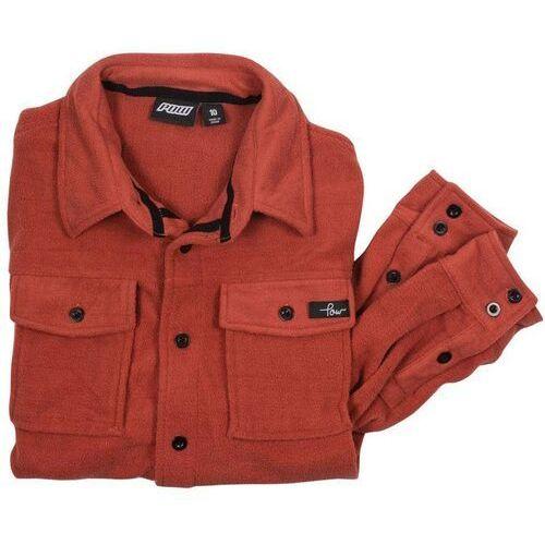 POW - Main Street Microfleece Shirt Hot Sauce (HS) rozmiar: S