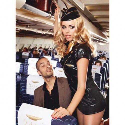 Baci lingerie Przebranie stewardessy - baci sexy stewardess m/l