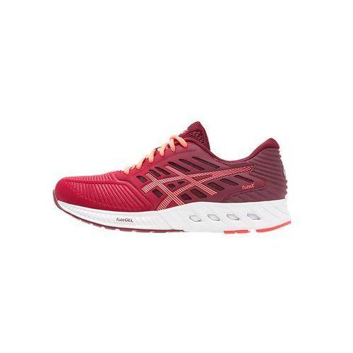 ASICS FUZEX Obuwie do biegania treningowe ot red/flash coral/true red (4549845852666)