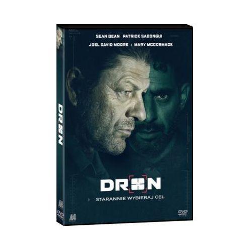 Monolith Dron (dvd) + książka (9788365736543)