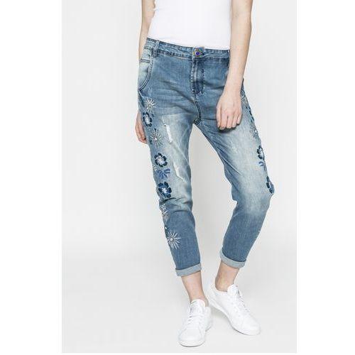 - jeansy brazzaville, Desigual