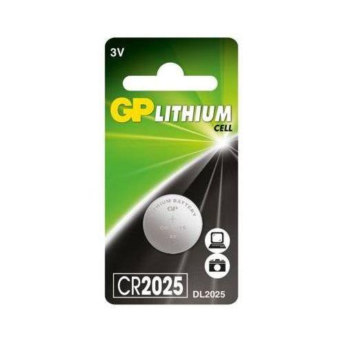 Bateria guzikowa GP CR2025-U1