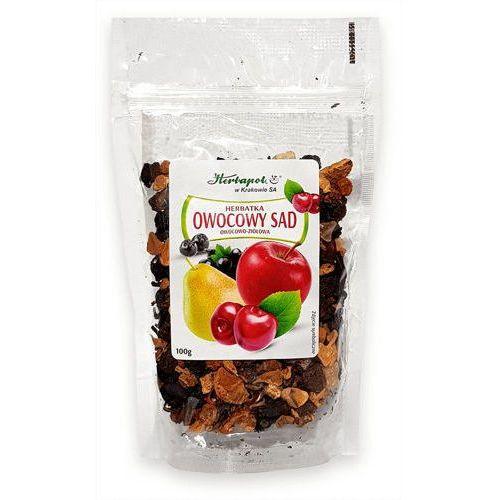 Herbapol kraków Owocowy sad herbatka owocowo-ziołowa 100g