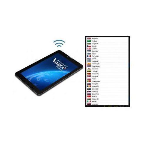 """Wielofunkcyjny (29-języczny!) Tłumacz Mowy... Vasco Translator 2 Premium (tablet z LCD 7"""")."""