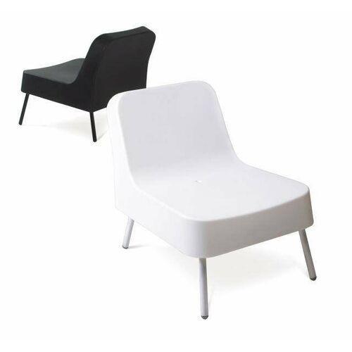 Fotel Bob - biały, 62087