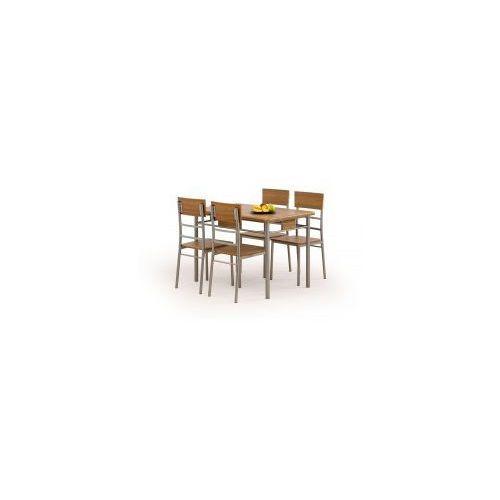 Zestaw NATAN stół z 4 krzesłami