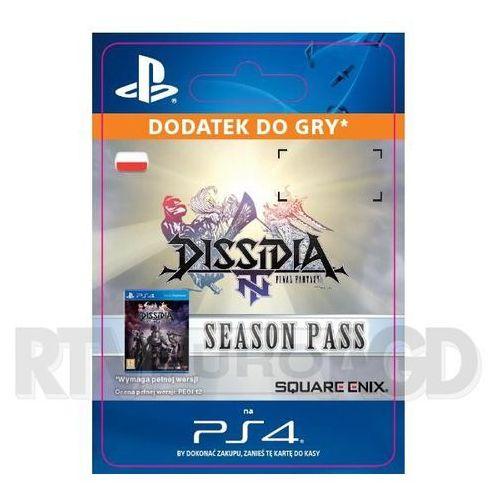 Sony Dissidia final fantasy nt - season pass [kod aktywacyjny]