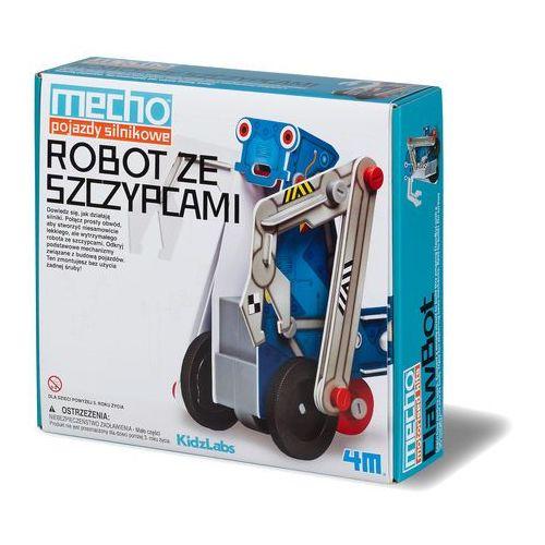 Mecho pojazdy silnikowe robot ze szczypcami marki 4m industrial development inc.