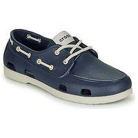 Buty żeglarskie classic boat shoe m, Crocs